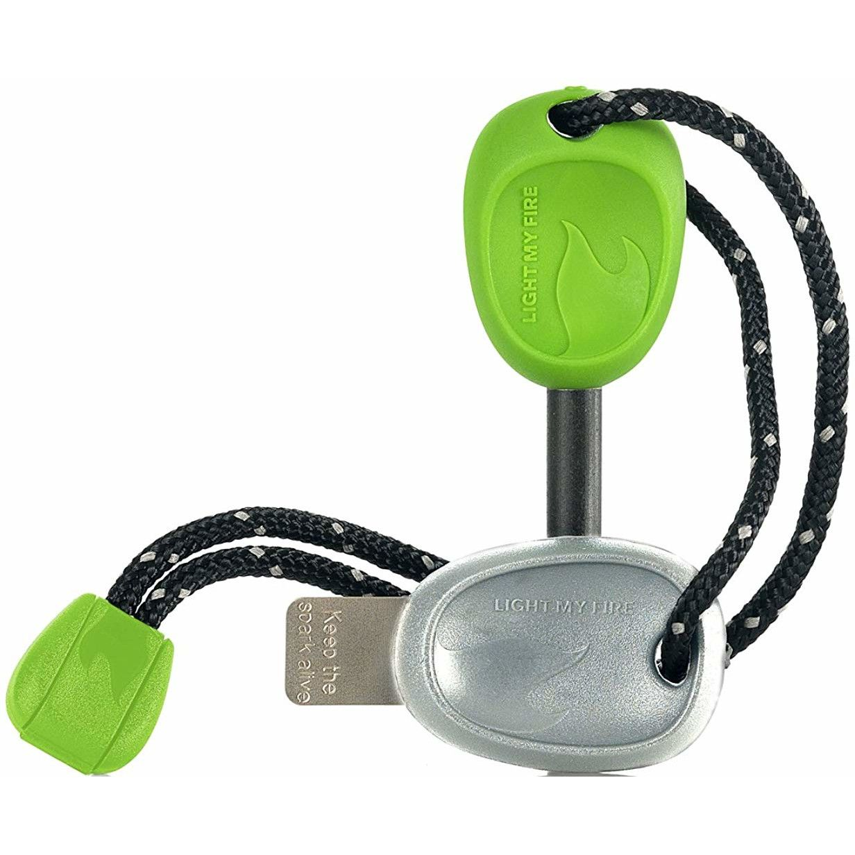 Amnar/Cremene Light My Fire Scout FireSteel 2.0 Verde Fluorescent (Green)