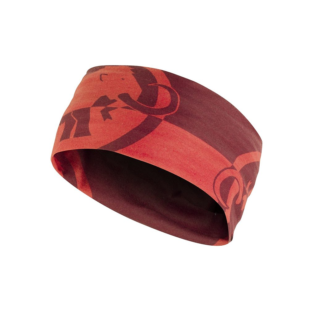 reliable quality stable quality details for Mammut Runbold Bandana Darklava Lava